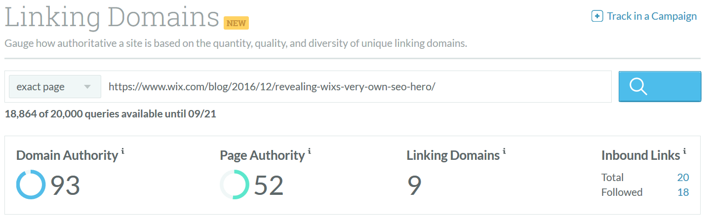 SEO Hero links