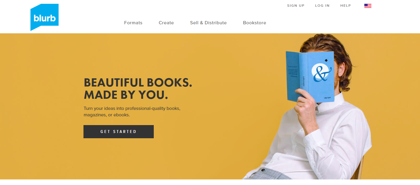 example of an ideal landing page