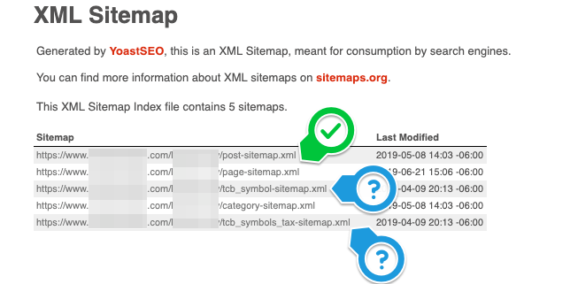 Example of using Screaming Frog to perform an XML Sitemap crawl analysis
