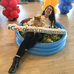 Google Dublin Kiddie Pool