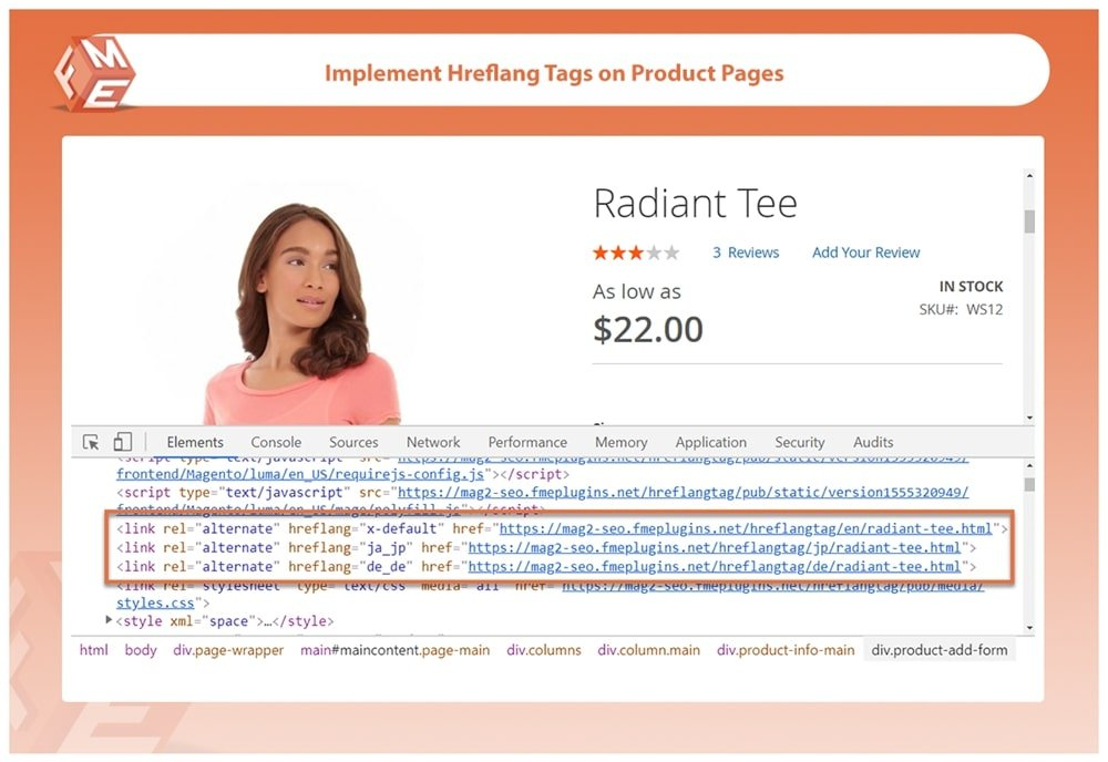 five extensions to stimulate on-page SEO - href tag implementator