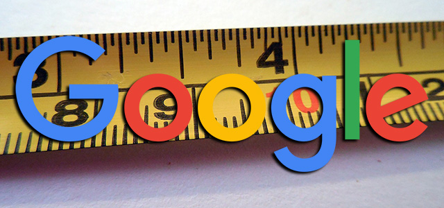 Google: you can write inches or use the inch sign