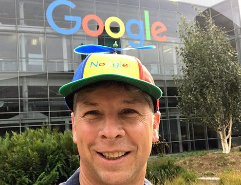Danny Sullivan says he is the same as Danny Sullivan after he joined Google